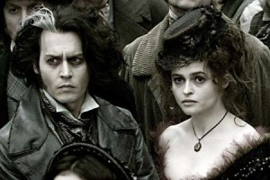sweeneytodd helena bonham carter johnny depp