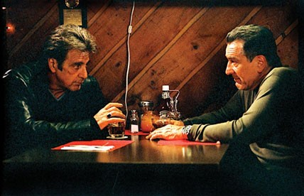 righteous kill al pacino robert de niro