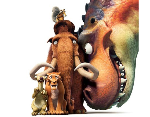 ice age 3 dawn of dinosaurs