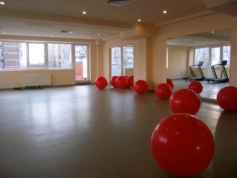 bery fitness spa tae bo step aerobic cardio flavia imola pilates