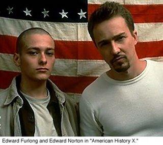 american history x edward norton film