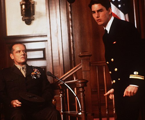 a few good men jack nicholson tom cruise demi moore film
