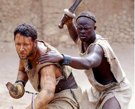 the gladiator russel crowe oscar film