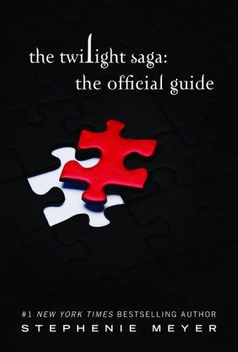 twilight saga seria amurg stephenie meyer the official guide ghidul oficial editura rao