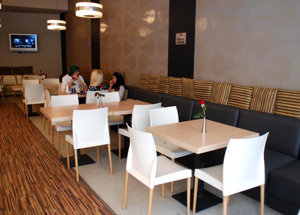 restaurant charme dietetic specigfic mediteranean smardan centru