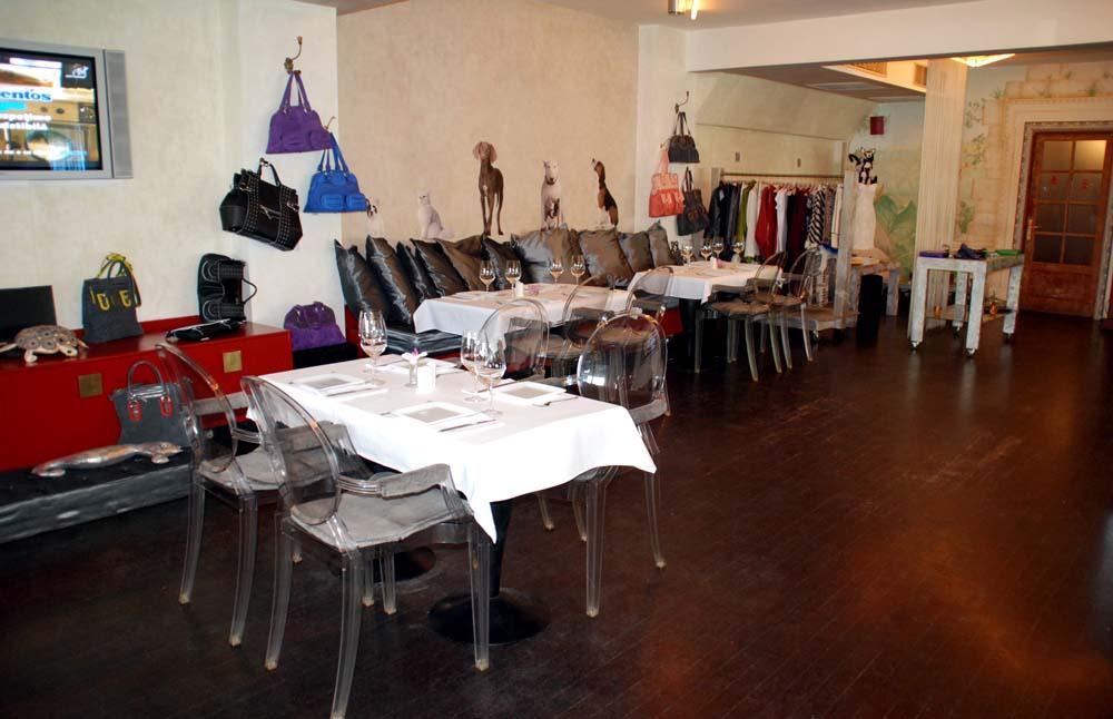 dada bistro restaurant specific dietetic sofisticat business concept shop