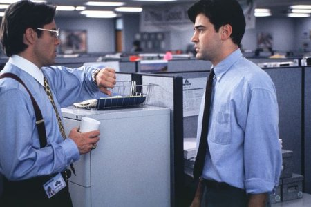 office space ron livingston film