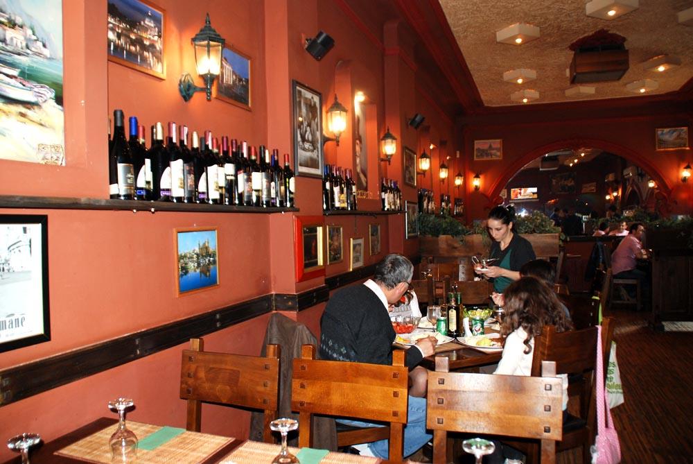 trattoria verdi restaurant italian paste business