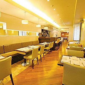 uptown restaurant specific asiatic fusion specific mediteraneean