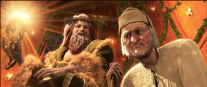 a christmas carol robert zemeckis jim carrey