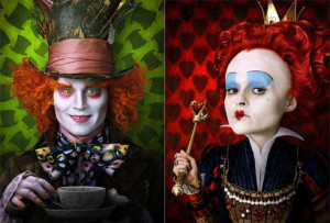 tim-burton-alice-and-wonderland-johnny-deep-mad-hatter-queen-hearts-01