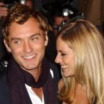 Jude Law si Sienna Miller – poate a doua (logodna) e cu noroc…