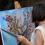 Diminetile picturii – zen networking pentru oamenii de business