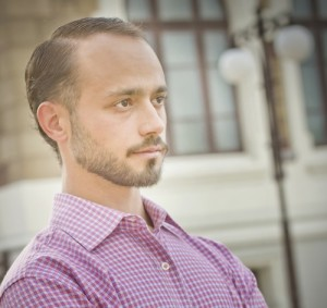 Lucian Bodnar Profile Shot