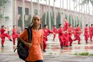 The Karate Kid - Jaden Smith si Jackie Chan