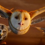 Legend of the Guardians: The Owls of Ga'Hoole – Lord Of The Rings cu bufnite