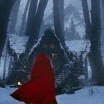 Red Riding Hood – cartonas rosu pentru simulacru Twilight