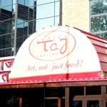 Restaurantul indian Taj – belsug de arome