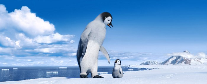 Happy Feet Two –  doar un alt musical animat