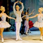 Spargatorul de nuci – balet pe gheata la Sala (patinoarul?) Palatului