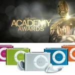 Concurs: Ghiceste toti castigatorii Oscar 2012 si castiga un iPod Shuffle 2GB
