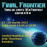 Final Frontier – teleportare in cosmoSF-ul lumilor imaginare