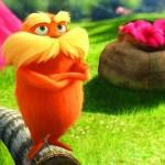Dr. Seuss' The Lorax –  poveste frumoasa, povestitor nepriceput
