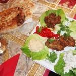 Restaurant Les Ottomans – festin la Inalta Poarta