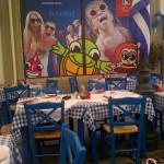 Restaurant grecesc Food and Travel – vacanta (pr)in Centrul Vechi