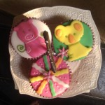 Workshop de decorare cupcakes Funky Cakes