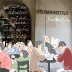 Humanitas Kretzulescu – Terasa de lectura