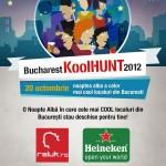 Noaptea Alba a celor mai Cool Localuri din Bucuresti va avea loc pe 20 octombrie 2012