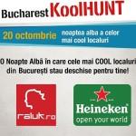 Si a fost o noua editie Noaptea Alba a celor mai Cool Localuri din Bucuresti