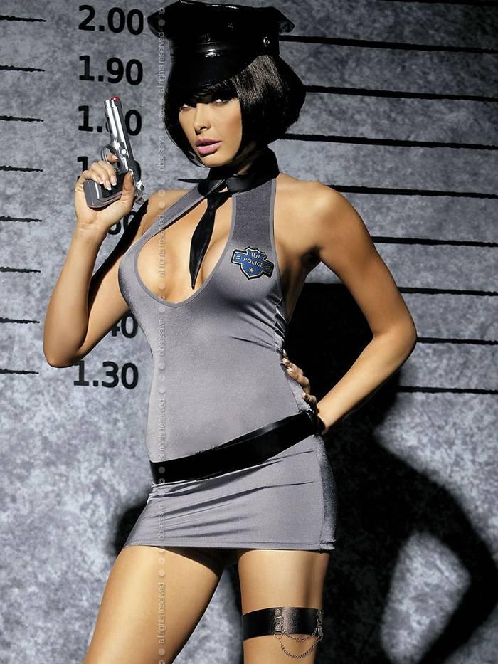 Seven-Sins-costum-obsessive-police-dress