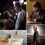 Trailerele celor 9 filme nominalizate la Oscar 2013