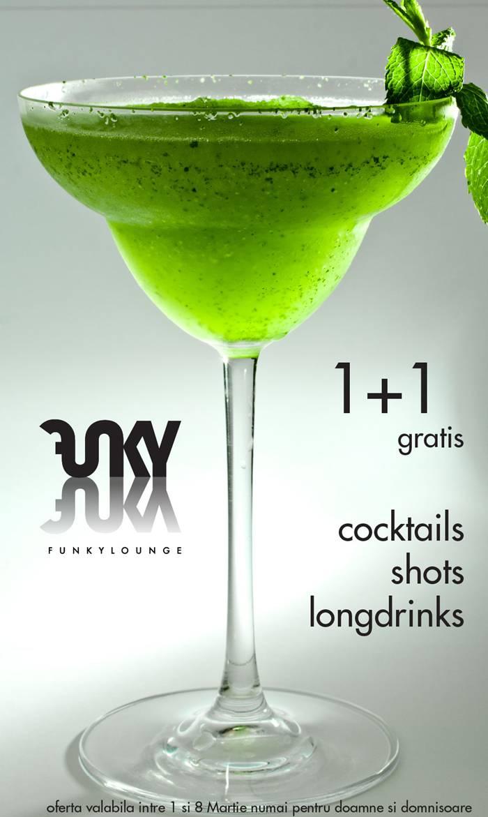 Funky Lounge Offerta 1-8 Martie 2013