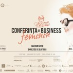 Business la puterea F, de la Femeie – The Woman 2013, editia a II-a!