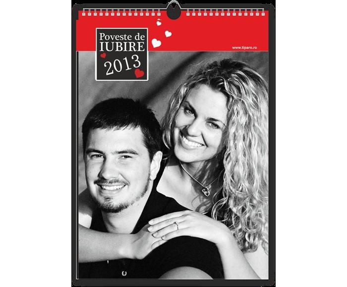 calendar personalizat tiparo