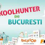 Concurs: Biciclop, F64 si KoolHunt.ro cauta Koolhunteri de Bucuresti!