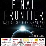 Extinde-ti network-ul, orizontul si biblioteca SF & Fantasy la Final Frontier!