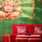 Cafeneaua Ganesha Caffe & Garden – mix oriental cu accente romanesti