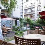 Restaurant Le Théâtre – iluzia unei lumi boeme