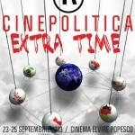 Programul festivalului Cinepolitica Extra Time – Cinema Elvire Popesco, 23 – 25 septembrie
