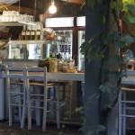 Restaurant mediteranean Amada – gradina cu peste si fructe de mare de la Piata Rosetti
