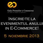 Ultimele 7 zile de inscrieri la GPeC 2013 – Evenimentul Anului in E-Commerce