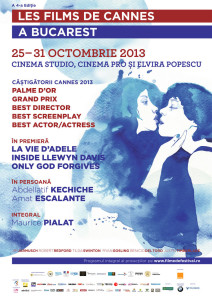 Poster web_Les Films de Cannes a Bucarest 2013