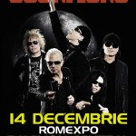 Trupa Scorpions revine in decembrie la Bucuresti