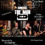 The Mob – Live @ Fifteen Restaurant & Pub