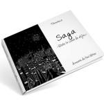Saga – bilete la clasa de mijloc – Primul volum de poezie cu, despre si pentru corporatisti