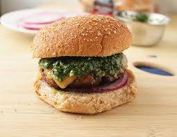 chimicurry burger